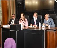 وزيرة التخطيط :المؤسسات الدولية تتوقع معدل نمو 5.5% لمصر خلال 2022