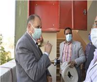 محافظ أسيوط يفتتح جناح توسع بالمدرسة الزراعية بالزرابي ضمن «حياة كريمة»