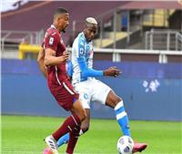 نابولي يفوز بثنائية على تورينو ويرتقي للمركز الثالث في «الكالتشيو الإيطالي»
