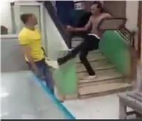 القبض على بطلي مشاجرة داخل مستشفي العياطبسبب تذكرة هيروين