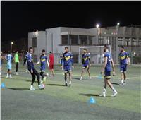 الفريق الأول لكرة القدم يواصل تدريباته على ملعب المنيا الجديدة خلال رمضان