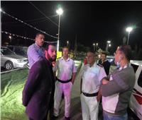 حملة ليلية مكبرة لإزالة الإشغالات بحى ثالث «الإسماعيلية»