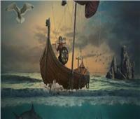 العثور على قارب النجاة من نهاية العالم في الأساطير الإسكندنافية