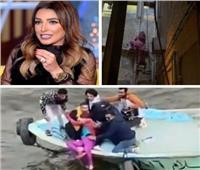 «بنت السلطان» تهدد حياة روجينا 3 مرات.. فيديو