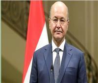 الرئيس العراقي يتلقى اللقاح المضاد لفيروس «كورونا»