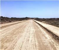 9,3 مليون جنيه لإنشاء طريق موازي للسادات بأسوان