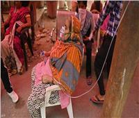 إصابات بالجملة في الهند..وفرار للأثرياء | صور