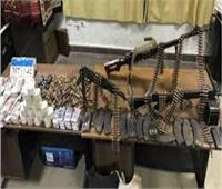 القبض على 80 متهما بحوزتهم مخدرات وسلاح في الجيزة