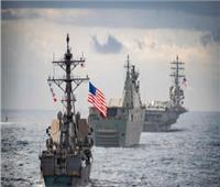 أول حادث من نوعه منذ عام.. مواجهات بحرية أمريكية إيرانية في الخليج