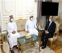 محافظ القاهرة يلتقي سفير الإمارات لبحث سبل التعاون