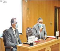 جامعة كفر الشيخ: استمرار التعليم الهجين وتقليل عدد الطلاب داخل الجامعة