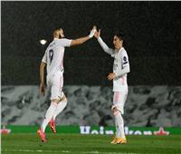 بنزيما يسجل هدف التعادل لريال مدريد في تشيلسي   فيديو