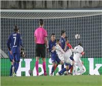 التعادل يحسم الشوط الأول من مباراة ريال مدريد وتشيلسي   فيديو
