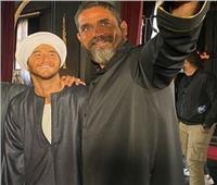 نسل الأغراب | أحمد مالك يعتذر لـ«أمير كرارة»
