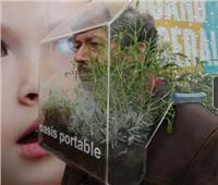 «بليجكي» يصنع غطاء زجاجي للحد من انتشار فيروس كورونا| فيديو