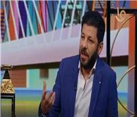 إياد نصار: الشهيد «محمد مبروك» ليس لديه صورًا تساعده في تجسيد شخصيته  فيديو
