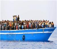 إنقاذ 200 مهاجر غير شرعي قبالة سواحل ليبيا