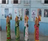 كورال أطفال المنيا يحيي ليالى رمضان الثقافية والفنية
