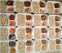 «مطبخ الخير».. وجبات لغير القادرين من أبناء مشتول السوق بالشرقية