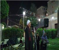 «ثقافة المنيا» تحتفي بشهر رمضان بنادي أبو قرقاص