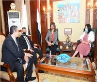 الهجرة تدعو لحوار مشترك بين شباب النواب المصري واليوناني والقبرصي
