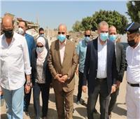 محافظ القاهرة: توفير حياة أفضل ومساكن آمنة لسكان «بطن البقرة»