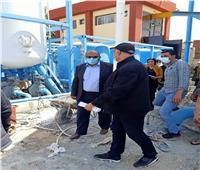 بدء التشغيل التجريبي لمحطة مياه«المحسمة»الإسماعيلية