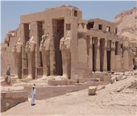 بـ 10 جنيه التذكرة .. معبد الرامسيوم في الأقصرأجمل المدن السياحية في العالم