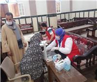 وزيرة الصحة تدعم سوهاج بـ 33 طبيبًا لمتابعة مرضى كورونا| صور