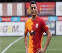 جالاتا سراي يوضح التطورات الجديدة في عقد مصطفى محمد مع النادي
