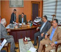 محافظ الدقهلية يؤكد التعاون مع أعضاء البرلمان لتحقيق مطالب المواطنين