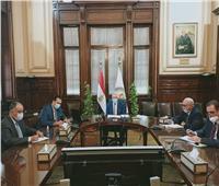 وزير الزراعة يجتمع بمديري المديريات بالمحافظات.. صور