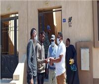 نقل 120 أسرة من المناطق العشوائية إلى بديل العشوائيات برأس غارب