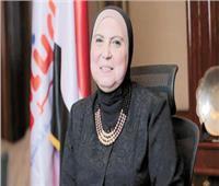 وزيرة الصناعة ضيفة إفطار «الشرق الأوسط»