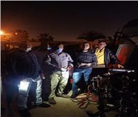 حملة ليلية لمصادرة الشيشة من الكافيتريات المخالفة بـ «السادات»