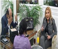 نادية الجندي ضحية برنامج خمس نجوم: «أنا مش حرامية»