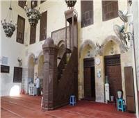 قصة مسجد «المعيني»على الطراز المشربيات العربية بدمياط