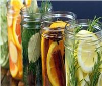 طريقة صنع معطر من قشر البرتقال وزيت النعناع في المنزل
