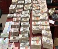 سقوط تاجر عملة في السوق السوداء بحجم تعاملات 1.5 مليون جنيه