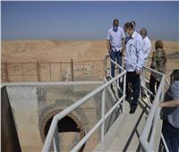 محافظ أسيوط: تغطية 99% من قرى المحافظة بخدمات مياه الشرب