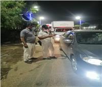 مصادرة 45 شيشة وغلق 3 مقاهي بمركز البلينا في سوهاج