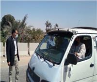 «المنيا» تواصل حملاتها التفتيشية على الإجراءات الوقائية