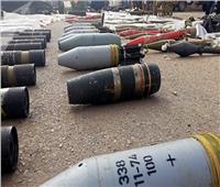 الاستخبارات العراقية تضبط صواريخ وأسلحة متنوعة في ديالي