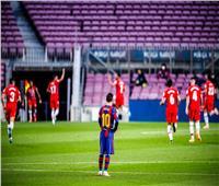 ترتيب جدول «الليجا الإسبانية» بعد خسارة برشلونة أمام غرناطة
