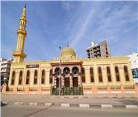 وزير الأوقاف والمفتي ومحافظ البحيرة يفتتحون مسجد عمر بن الخطاب