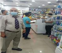 تحرير 65 محضر لمخالفة الإجراءات الاحترازيةفي المنيا