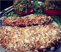 مطبخ رمضان ....دجاج بانيه مشوي بالشوفان للرجيم