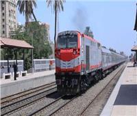 حركة القطارات.. ننشر التأخيرات بين طنطا والمنصورة ودمياط