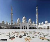 شاهد| جامع الشيخ زايد تحفة معمارية بدولة الإمارات