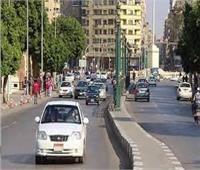 انتظام حركة المرور بالجيزة الجمعة 30 إبريل
